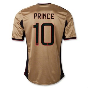 Camiseta nueva AC Milan Prince Equipacion Tercera 2013/2014