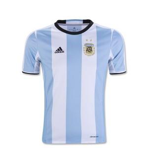 Camiseta nueva del Argentina 2016 Ninos Home