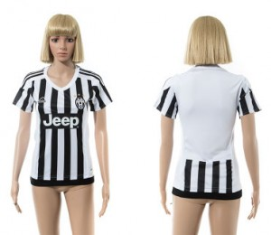 Mujer Camiseta del Juventus 2015/2016