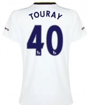 Camiseta del Livermore Tottenham Hotspur Primera 2013/2014