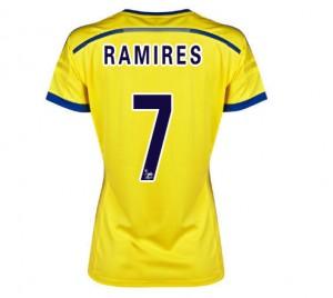 Camiseta nueva del Chelsea 2013/2014 Equipacion Nino Segunda