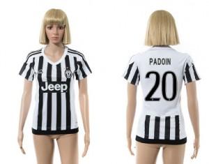 Camiseta nueva del Juventus 2015/2016 20 Mujer
