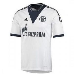 Camiseta de Schalke 04 de la Seleccion 2013/20 Segunda Tailandia