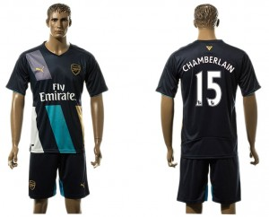 Camiseta Arsenal 15# Away