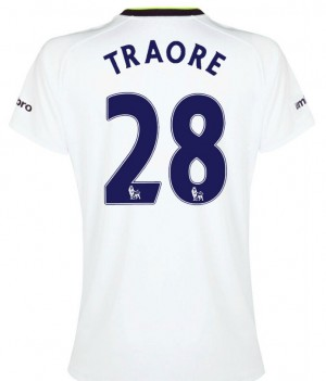 Camiseta nueva Tottenham Hotspur Lamela Tercera 14/15