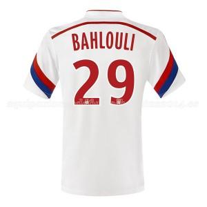 Camiseta del Bahlouli Lyon Primera 2014/2015