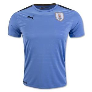 Camiseta del Uruguay Home 2016