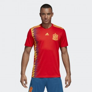 Camiseta nueva SPAIN Home 2018