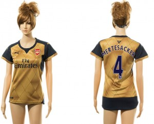 Camiseta nueva del Arsenal 4# Away