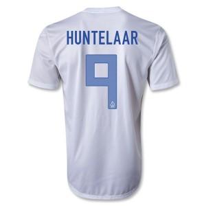 Camiseta del Huntelaar Holanda Segunda 2013/2014