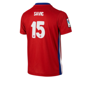 Camiseta del SAVIC Atletico Madrid Primera Equipacion 2015/2016