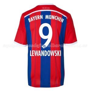 Camiseta de Bayern Munich Primera Lewandowski Equipacion