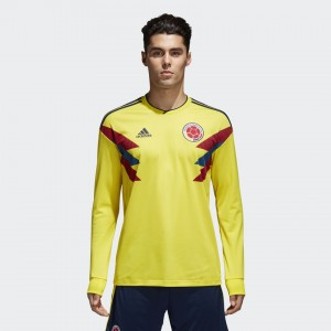 Camiseta de COLOMBIA 2018 Home