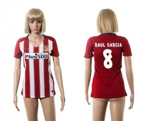 Camiseta nueva del Atletico Madrid Mujer