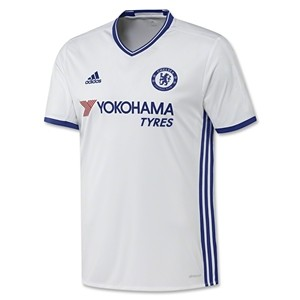 Camiseta del Chelsea Tercera Equipacion 2016/2017