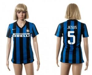 Camiseta de Inter Milan 2015/2016 5 Mujer