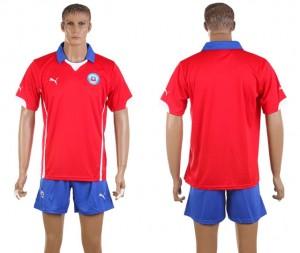 Camiseta nueva Chile de la Seleccion Primera