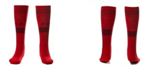 Ninos Thai version of the socks del FC Bayern Munchen Home 15-16