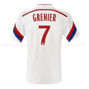 Camiseta Lyon Grenier Primera 2014/2015