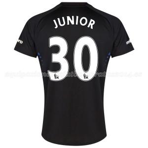 Camiseta Everton Junior 2a 2014-2015