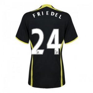 Camiseta de Manchester city 2013/2014 Segunda Yaya Toure