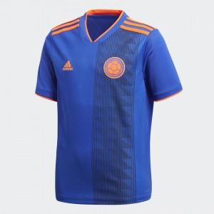 Camiseta nueva del COLOMBIA 2018 Juventud Away