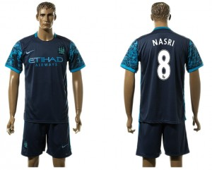 Camiseta nueva del Manchester City 8# Away