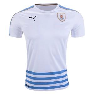 Camiseta de Uruguay 2016/2017