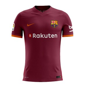 Camiseta FC Barcelona Segunda 2017-18