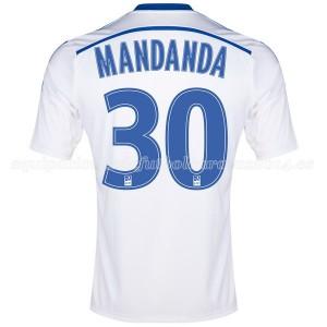 Camiseta de Marseille 2014/2015 Primera Mandanda