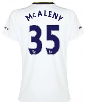 Camiseta nueva Tottenham Hotspur Lennon Segunda 14/15