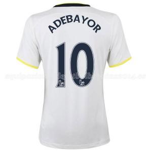 Camiseta nueva del Tottenham Hotspur 14/15 Adebayor Primera