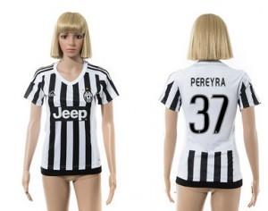 Mujer Camiseta del 37 Juventus 2015/2016