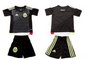 Ninos Camiseta del Mexico 2015/2016