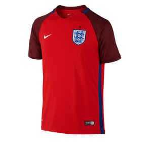 Camiseta de Inglaterra 2016/2017 Ninos