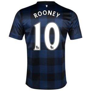 Camiseta Inglaterra de la Seleccion Rooney Segunda 2013/2014