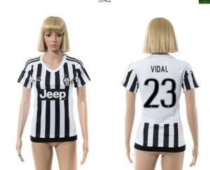 Camiseta Juventus 23 2015/2016 Mujer