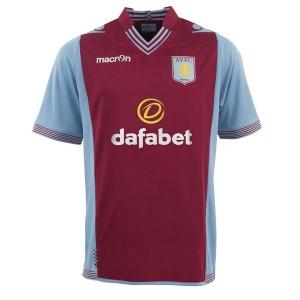 Camiseta nueva Aston Villa Equipacion Primera 2013/2014