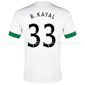 Camiseta Celtic B.Kayal Tercera Equipacion 2014/2015
