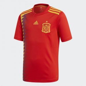 Camiseta nueva SPAIN Juventud Home 2018