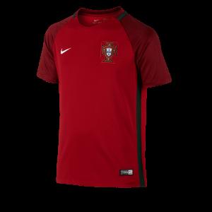 Camiseta nueva del Portugal 2016/2017 Ninos