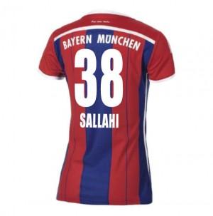 Camiseta nueva del Barcelona 2013/2014 Messi Primera