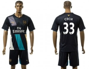Camiseta nueva Arsenal 33# Away