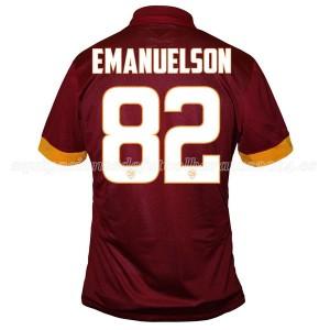 Camiseta nueva AS Roma Emanuelson Equipacion Primera 2014/2015