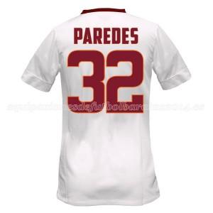 Camiseta de AS Roma 2014/2015 Segunda Jedcaj Equipacion
