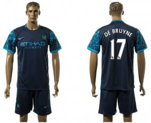 Camiseta nueva del Manchester City 17# Away