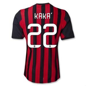 Camiseta de AC Milan 2013/2014 Primera Kaka Equipacion