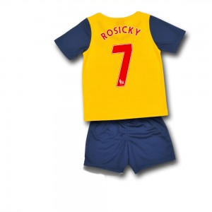 Camiseta de Real Madrid 14/15 Primera Sergio Ramos Nino