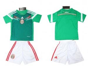 Camiseta nueva Mexico Ninos 2015/2016