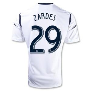 Camiseta Los Angeles Galaxy Zardes Primera 2013/2014
